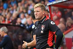Bournemouth manager Eddie Howe - Mandatory by-line: Jason Brown/JMP - 24/09/2016 - FOOTBALL - Vitality Stadium - Bournemouth, England - AFC Bournemouth v Everton - Premier League