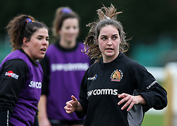 Taylor Black of Exeter Chiefs  - Mandatory by-line: Arron Gent/JMP - 06/03/2021 - RUGBY - Twyford Avenue - Acton, England - Wasps FC Ladies v Exeter Chiefs Women - Allianz Premier 15s