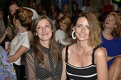 "July 4, 2018 - Berlin, Deutschland - Alexandra Maria Lara, Eva Padberg.RIANI Fashion Show ""RIANIsta's BIG DREAM'', MBFW, Berlin, Germany - 04 Jul 2018 (Credit Image: © face to face via ZUMA Press)"