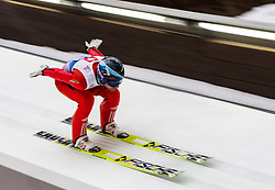 05.01.2013, Paul Ausserleitner Schanze, Bischofshofen, AUT, FIS Ski Sprung Weltcup, 61. Vierschanzentournee, Qualifikation, im Bild Dimitry Vassiliev (RUS) // Dimitry Vassiliev of Russia during Qualification of 61th Four Hills Tournament of FIS Ski Jumping World Cup at the Paul Ausserleitner Schanze, Bischofshofen, Austria on 2013/01/05. EXPA Pictures © 2012, PhotoCredit: EXPA/ Juergen Feichter