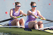 Race: 79  Event: Women's Coxless Pairs - Championship - Heat<br /> <br /> National Schools Regatta 2018<br /> Sunday<br /> <br /> To purchase this photo, or to see pricing information for Prints and Downloads, click the blue 'Add to Cart' button at the top-right of the page. The Metropolitan Regatta 2018