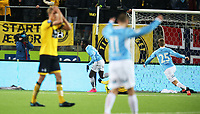 fotball, tippeliga, obosligaen, kvalifisering, eliteserien, start, jerv  25.november 2015, sør arena<br />Dennis Antwi, Jerv<br />Foto: Ole Fjalsett