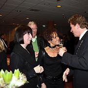 NLD/Huizen/20080102 - Nieuwjaarsreceptie 2008 van de gemeente Huizen, toespraak burgemeester Frans van Gils