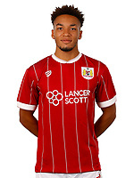 Freddie Hinds of Bristol City  - Mandatory by-line: Matt McNulty/JMP - 01/08/2017 - FOOTBALL - Ashton Gate - Bristol, England - Bristol City Headshots