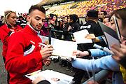 April 10-12, 2015: Chinese Grand Prix - Will Stevens (GBR) Manor Marussia F1 Team