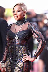 Mary J. Blige attends 'The Meyerowitz Stories' premiere during the 70th annual Cannes Film Festival at Palais des Festivals on May 21, 2017 in Cannes, France. Photo by Shootpix/ABACAPRESS.COM