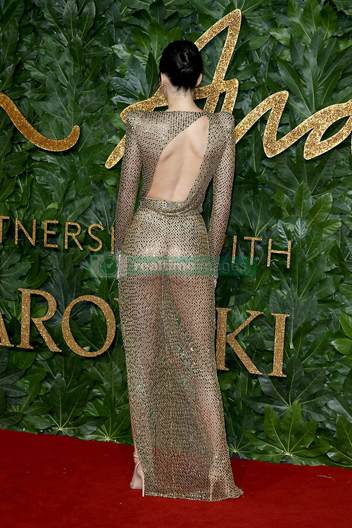 The British Fashion Awards 2018 at the Royal Albert Hall in London, UK. 10 Dec 2018 Pictured: Kendall Jenner. Photo credit: Fred Duval/MEGA TheMegaAgency.com +1 888 505 6342