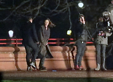Tom Cruise and Rebecca Ferguson film the final scenes to Mission Impossible - 4 Feb 2018