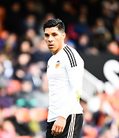 Valencia's  Enzo Perez during Spanish King's Cup match. January 6, 2016. (ALTERPHOTOS/Javier Comos)