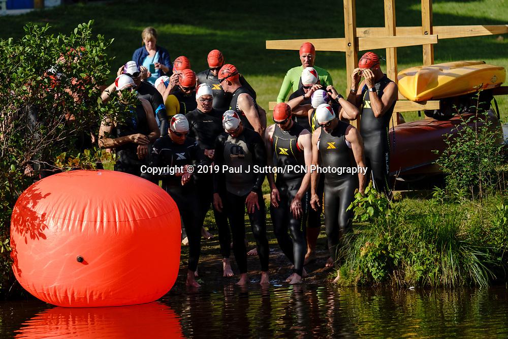 HVTC Triathlon Summer Series 2019 #1