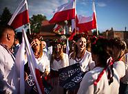 Premier Mateusz Morawiecki na Pikniku Rodzinnym w Tykocinie - 22.07.2021