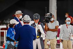 Ferrer-Salat Beatriz, ESP, Elegance, 123<br /> Olympic Games Tokyo 2021<br /> © Hippo Foto - Stefan Lafrentz<br /> 27/07/2021