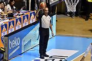 DESCRIZIONE : Supercoppa 2015 Semifinale Banco di Sardegna Sassari - Grissin Bon Reggio Emilia<br /> GIOCATORE : Gianluca Sardella arbitro<br /> CATEGORIA : arbitro<br /> SQUADRA : arbitro<br /> EVENTO : Supercoppa 2015<br /> GARA : Banco di Sardegna Sassari - Grissin Bon Reggio Emilia<br /> DATA : 26/09/2015<br /> SPORT : Pallacanestro <br /> AUTORE : Agenzia Ciamillo-Castoria/GiulioCiamillo