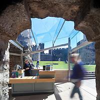 Caernarfon Castle, Gateway Entrance