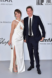 the amfAR Cannes Gala 2019 at Hotel du Cap-Eden-Roc on May 23, 2019 in Cap d'Antibes, France. 23 May 2019 Pictured: Milla Jovovich attends the amfAR Cannes Gala 2019 at Hotel du Cap-Eden-Roc on May 23, 2019 in Cap d'Antibes, France. Photo credit: Thibaut Daliphard/EliotPress / MEGA TheMegaAgency.com +1 888 505 6342