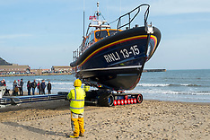 2019-02-17_Scarborough Lifeboat Recovery