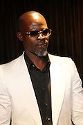 Djimon Hounsou at the Kimora Lee Simmons celebration of the launch of her new fashion collections Fabulosity at JC Penny with party at Hiro on July 16, 2008..Fabulosity is a complete sportswear collection catering to authentic teen girls who want to show the world how fabulous they really are. The line hits JCPenney stores this week featuring tees, knit tops and sweaters, jeans, skirts, dresses, hoodies, jackets and outerwear. The collection embodies a lifestyle of confidence, beauty and fashion sense - at an even more fabulous price point ($29 to $108)..