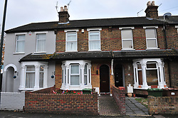 © Licensed to London News Pictures.08/11/2017.<br /> WELLING, UK.<br />  The home of International Development Secretary Priti Patel in Welling, South East London.<br /> Photo credit: Grant Falvey/LNP