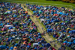 """Saturday at Rockness 2013, the annual music festival which took place in Scotland at Clune Farm, Dores, on the banks of Loch Ness, near Inverness in the Scottish Highlands. The festival is known as """"the most beautiful festival in the world"""" ."""