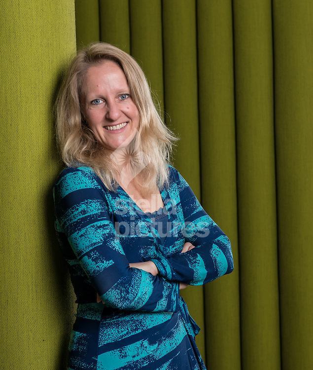 Marilee Kerr, CEO and founder of 'Under the Doormat' pictured at their west London offices.<br /> Picture by Daniel Hambury/Stella Pictures Ltd +44 7813 022858<br /> 15/08/2016