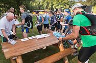Ellenville - Scenes from the Shawangunk Ridge Trail Run/Hike on Sept. 17, 2016.