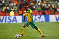 Siboniso Gaxa of South Africa FIFA Confederations Cup South Africa 2009  South Africa  v Iraq at Coca Cola Park ( Ellis Park )  Stadium <br /> 14/06/2009 Credit Colorsport / Kieran Galvin