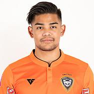 THAILAND - JUNE 25: Chitchanok Xaysensourinthone #10 of Nakhonratchasrima Mazda FC on June 25, 2019.<br /> .<br /> .<br /> .<br /> (Photo by: Naratip Golf Srisupab/SEALs Sports Images/MB Media Solutions)