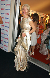 EMMA THOMPSON at the 2006 Glamour Women of the Year Awards 2006 held in Berkeley Square Gardens, London W1 on 6th June 2006.<br /><br />NON EXCLUSIVE - WORLD RIGHTS