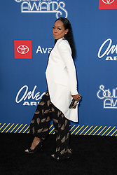 Tichina Arnold attends the 2018 Soul Train Music Awards at the Orleans Arena on November 17, 2018 in Las Vegas, Nevada. 17 Nov 2018 Pictured: Tichina Arnold. Photo credit: MEGA TheMegaAgency.com +1 888 505 6342