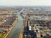 Nederland, Utrecht, Gemeente Maarssen, 20-02-2012; Amsterdam-Rijnkanaal ter hoogte van Maarssenbroek..Amsterdam-Rijnkanaal (channel) near the city Maarssenbroek..luchtfoto (toeslag), aerial photo (additional fee required).copyright foto/photo Siebe Swart