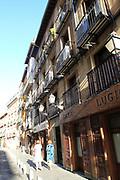 Madrid city centre, Spain