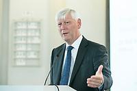 """06 JUN 2018, BERLIN/GERMANY:<br /> Dr. Rolf Martin Schmitz, Vorstandsvorsitzender RWE AG, 27. BBH-Energiekonferenz """"Die Energiewende"""", Franzoesische Friedrichstadtkirche<br /> IMAGE: 20180606-01-103"""