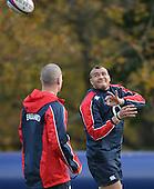 20121122 RFU. England Training, Surrey, UK