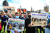 Afghani Interpreters Protest