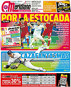 April 14, 2021 - LATIN AMERICA: Front-page: Today's Newspapers In Latin America