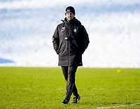 30/01/15<br /> CELTIC TRAINING<br /> LENNOXTOWN<br /> Celtic manager Ronny Deila ensures his squad are ready to face Glasgow rivals Rangers