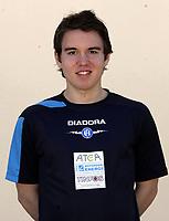 Fotball<br /> La Manga - Spania<br /> 08.03.2009<br /> Portrett / Portretter Notodden<br /> Foto: Morten Olsen, Digitalsport<br /> <br /> Niklas Wilkinson