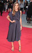 22-09-14: 'What We Did on Our Holiday' - <br /> World Premiere, April Pearson arrives<br /> ©Exclusivepix
