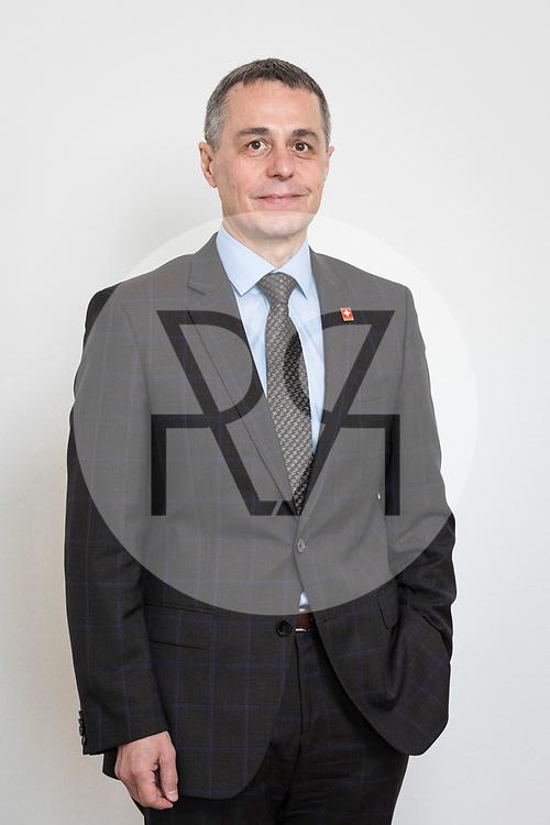 SCHWEIZ - BERN - Bundesrat Ignazio Cassis, FDP, bei einem Interview im Bundeshaus West - 07. Mai 2020 © Raphael Hünerfauth - http://huenerfauth.ch