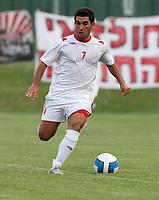 Fotball<br /> 03.07.2008<br /> Hapoel Tel Aviv<br /> Foto: Gepa/Digitalsport<br /> NORWAY ONLY<br /> <br /> Idan Srur (Tel Aviv)