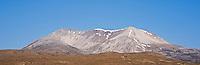Mountain ridge of Beinn Eighe, Torridon, Scotland