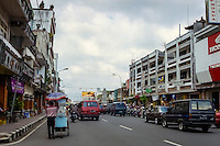 Bali, Tabanan. The center of Tabanan is no architectural beauty, but the city is clean and well organized.