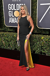 at the 75th Golden Globe Awards held at the Beverly Hilton in Beverly Hills, CA on January 7, 2018.<br /><br />(Photo by Sthanlee Mirador)
