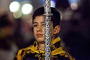 """Procession of the """"Santo Entierro"""",  Granada"""