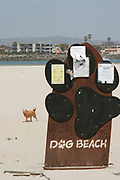 Dog Beach, Ocean Beach, San Diego, California (SD)