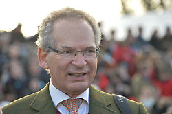 ROBERT WALEY-COHEN at the 2013 Hennessy Gold Cup at Newbury Racecourse, Berkshire on 30th November 2013.