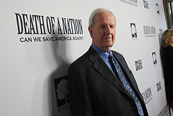 Gerald Molen at Death Of A Nation Los Angeles Premiere held at Regal L.A. Live: A Barco Innovation Center on July 31, 2018 in Los Angeles, California, United States (Photo by Jc Olivera for Jade Umbrella)