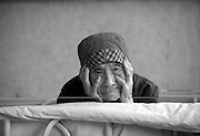 China's Aging Population 6 - A woman of more than 100 years.