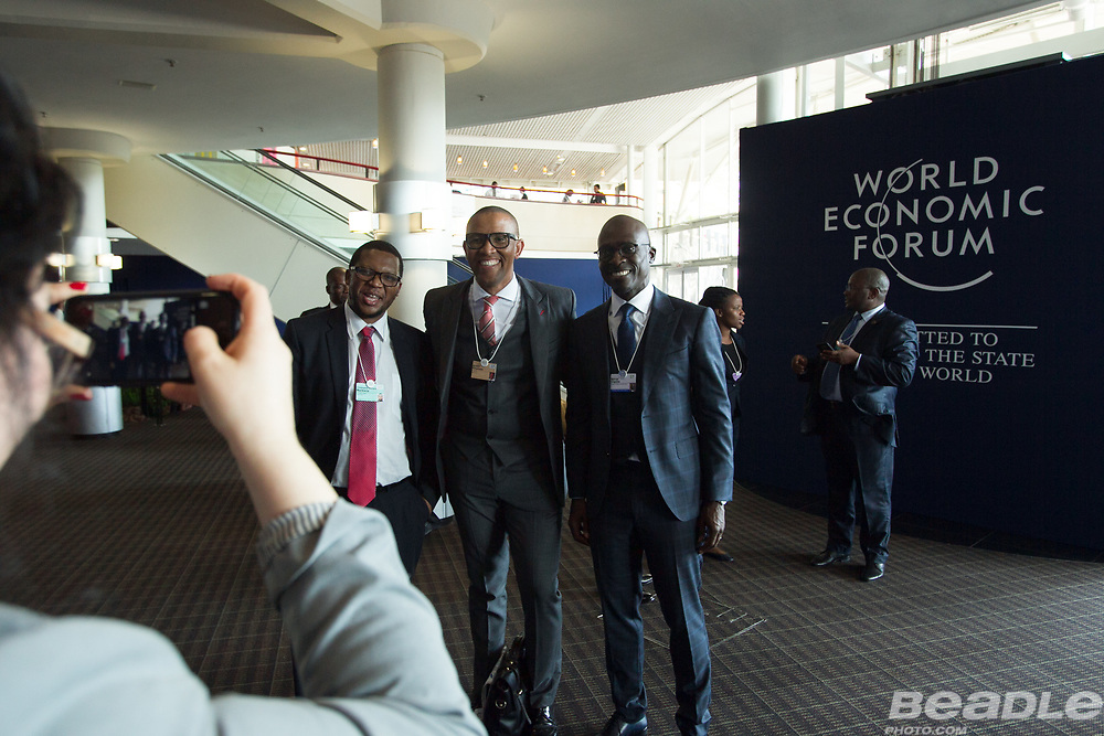 Images of the venue of the World Economic Forum on Africa 2017 in Durban, South Africa. Copyright by World Economic Forum / Greg Beadle