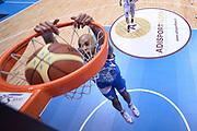 DESCRIZIONE : Final Eight Coppa Italia 2015 Desio Quarti di Finale Dinamo Banco di Sardegna Sassari - Vanoli Cremona<br /> GIOCATORE : David Logan<br /> CATEGORIA : special tiro schiacciata<br /> SQUADRA : Banco di Sardegna Sassari<br /> EVENTO : Final Eight Coppa Italia 2015 Desio<br /> GARA : Dinamo Banco di Sardegna Sassari - Vanoli Cremona<br /> DATA : 20/02/2015<br /> SPORT : Pallacanestro <br /> AUTORE : Agenzia Ciamillo-Castoria/GiulioCiamillo